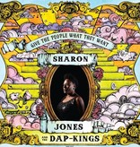 Sharon Jones & The Dap Kings - Give The People What They Want LP