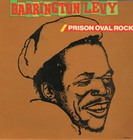 Barrington Levy - Prison Oval Rock LP