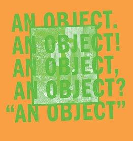 No Age - An Object LP