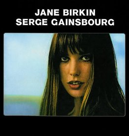 Jane Birkin & Serge Gainsbourg - Je T'aime Moi Non Plus LP