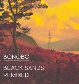 Bonobo - Black Sands Remixed 3LP