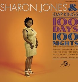 Sharon Jones - 100 Days, 100 Nights LP