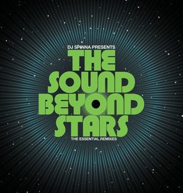 Various - DJ Spinna Presents The Sounds Beyond The Stars Vol. 1 2LP