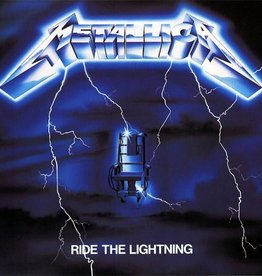 Metallica - Ride The Lightning 2LP
