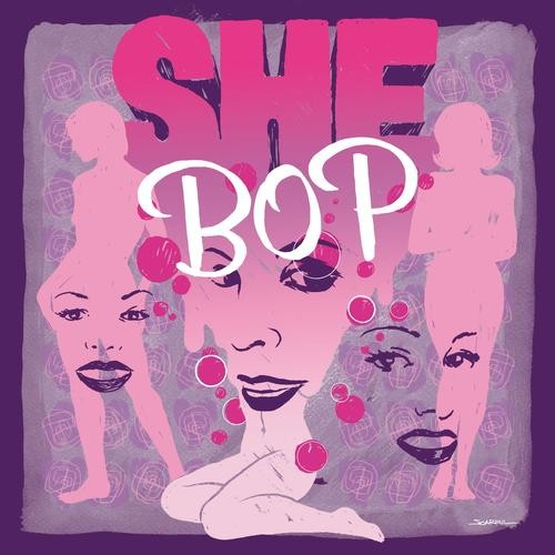 Various - She Bop LP+CD