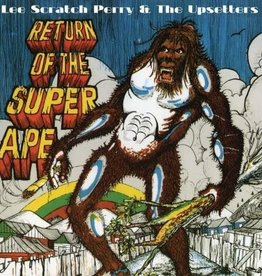 Lee Perry & The Upsetters - Return Of The Super Ape LP