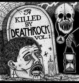 Various - Killed By Deathrock Vol. 1 LP
