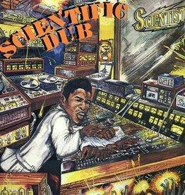 Scientist - Scientific Dub LP