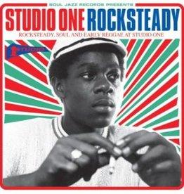 Various - Studio One Rocksteady 2LP