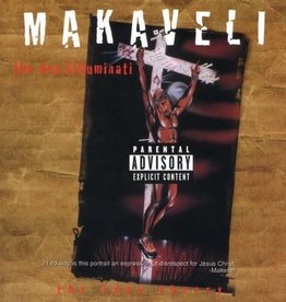 Makaveli - 7 Day Theory: The Don Killuminati 2LP