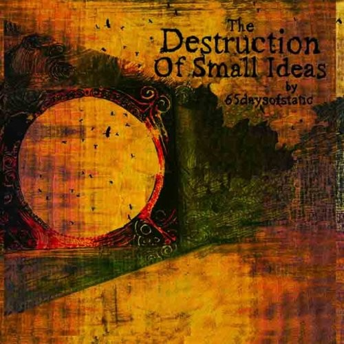 65daysofstatic - The Destruction Of Small Ideas 2LP