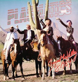 Plasmatics - Beyond The Valley Of 1984 LP