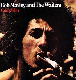 Bob Marley & The Wailers - Catch A Fire LP