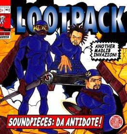 "Lootpack - Soundpieces: Da Antidote 3LP+7"""