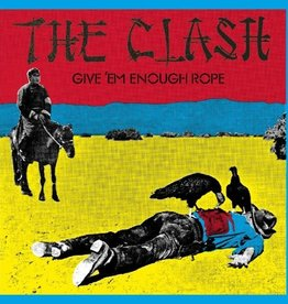 The Clash - Give Em Enough Rope LP