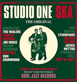 Various - Studio One Ska 2LP