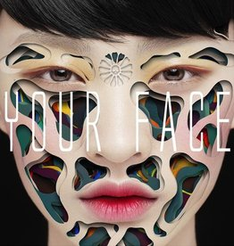 Venetian Snares - Your Face EP 12""
