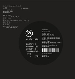 Aphex Twin - Computer Controlled Acoustic Instruments Pt2 EP 12""