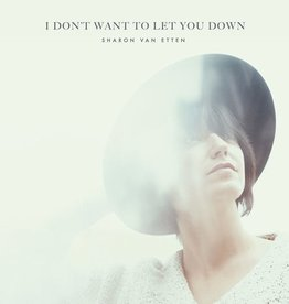 """Sharon Van Etten - I Don't Want To Let You Down EP 12"""""""