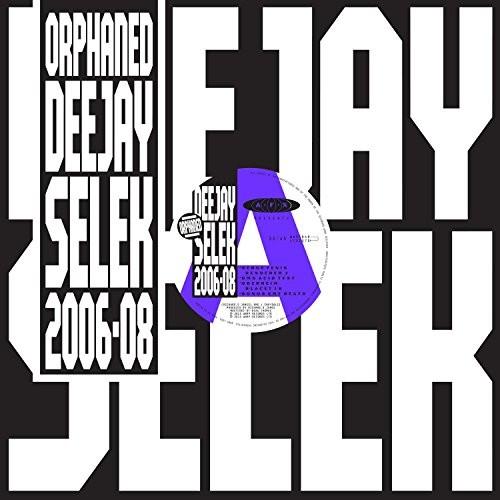 AFX - Orphaned Deejay Selek 2006-08 LP