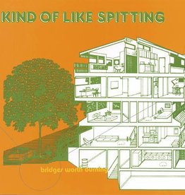 Kind Of Like Spitting - Bridges Worth Burning LP