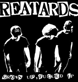 Reatards - Grown Up, Fucked Up LP