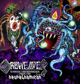 Orbweaver - Strange Transmissions From The Neuralnomicon LP