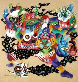 Little Dragon - Machine Dreams LP