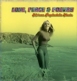 Various - Love, Peace & Poetry: African Psychedelic Music LP