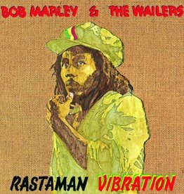 Bob Marley & The Wailers - Rastaman Vibration LP