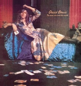 David Bowie - Man Who Sold The World LP