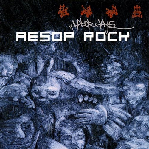 Aesop Rock - Labor Days 2LP