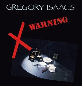Gregory Isaacs - Warning LP