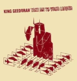 King Geedorah - Take Me To Your Leader Ltd. 2LP