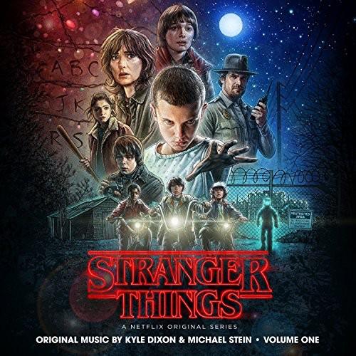 Kyle Dixon & Michael Stein - Stranger Things Vol. 1 OST (Blue) 2LP