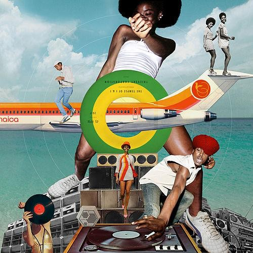 Thievery Corporation - The Temple Of I&I 2LP