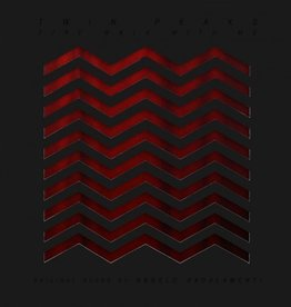 Angelo Badalamenti - Twin Peaks Fire Walk With Me OST 2LP