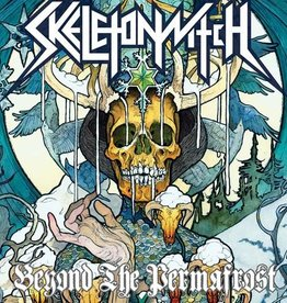 Skeletonwitch - Beyond The Permafrost (Silver Edition) LP