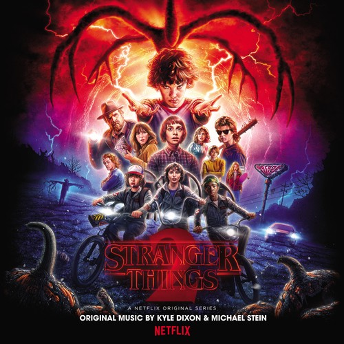 Kyle Dixon & Michael Stein - Stranger Things 2 2LP