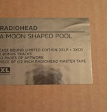 Radiohead - A Moon Shaped Pool: Case Bound Ltd. Ed. 2LP+2CD