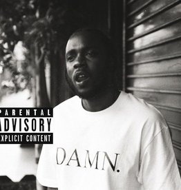 Kendrick Lamar - DAMN. Collector's Edition 2LP