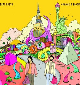 Deaf Poets - Change & Bloom LP