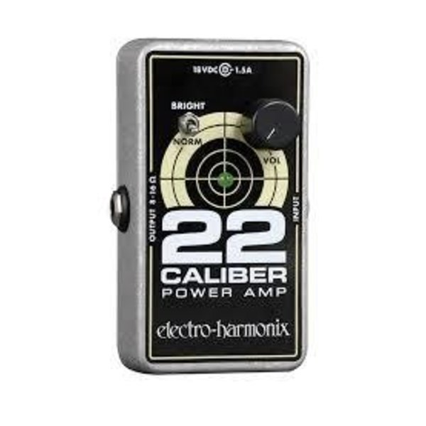 Electro Harmonix 22 Caliber Pedal Amp