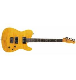 Fender Custom Telecaster FMT HH Amber