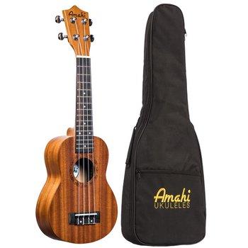 Amahi UK210S Mahogany Soprano Uke