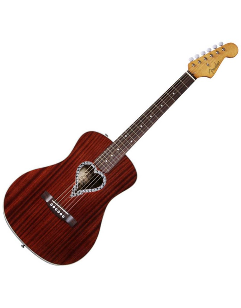 Fender Alkaline Trio Malibu guitar