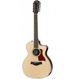 Taylor 254ce Dlx Grand Auditorium 12 string Acoustic Electric with case