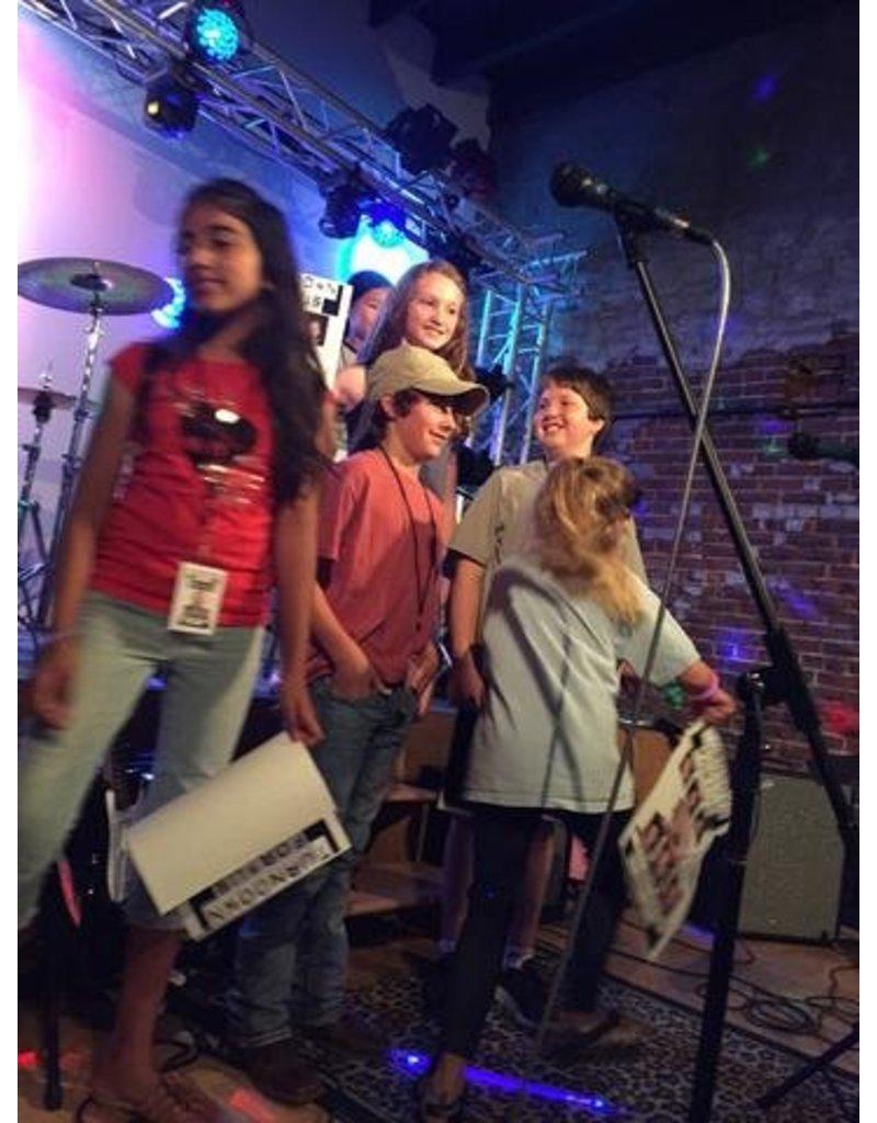 June 11-14 Rockin Summer Camp 2018