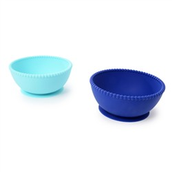 Chewbeads CB EAT Silicone Bowls Set of Two