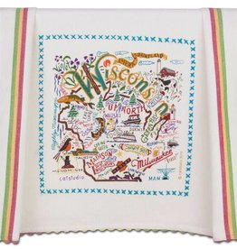 Catstudio Wisconsin Dish Towel
